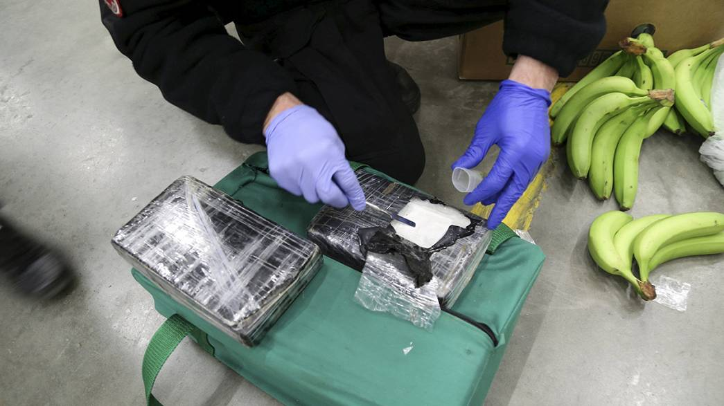 Polonya'da büyük kokain operasyonu