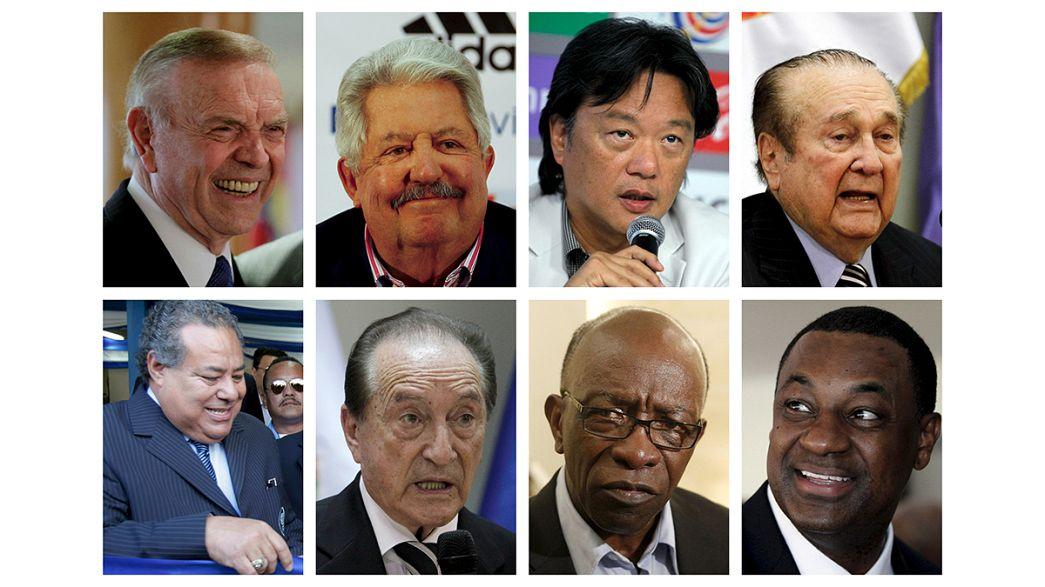 Escândalo na FIFA: Blatter e Platini, os últimos grandes condenados