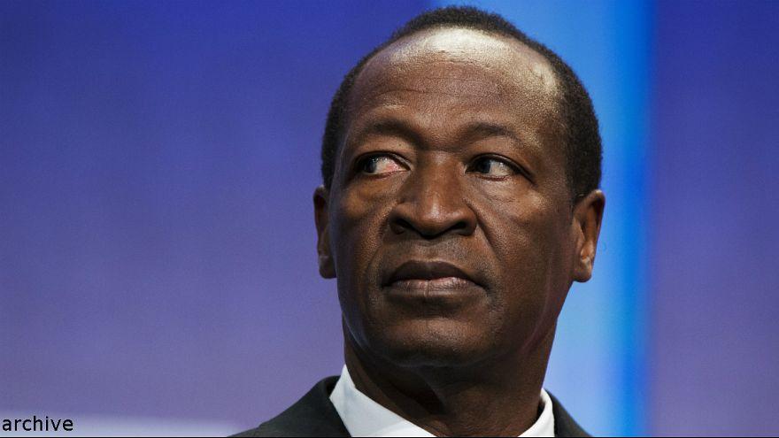 Burkina Faso : un mandat d'arrêt international émis contre l'ex-président Blaise Compaoré