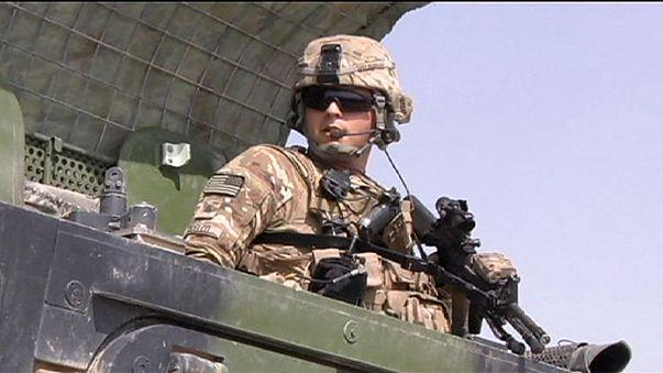 Афганистан: теракт рядом с авиабазой США