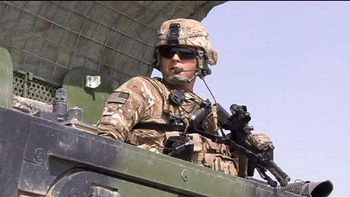 NATO birliğini hedef alan saldırıda 6 asker öldürüldü