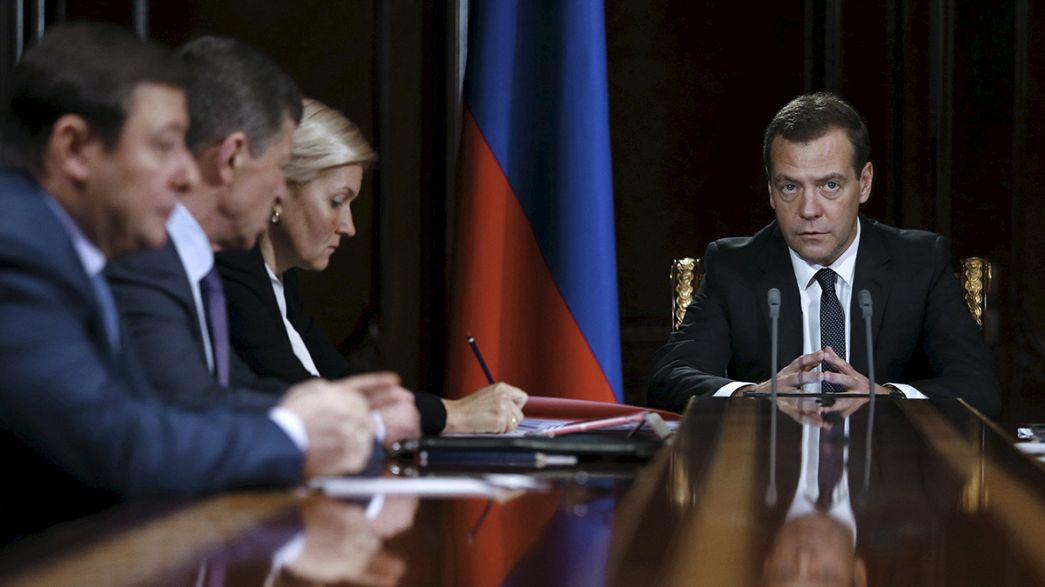 Rusya'dan AB-Ukrayna ortaklık anlaşmasına karşı yaptırım kararı