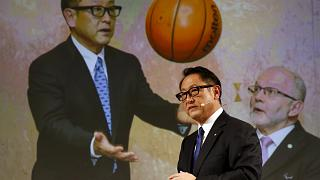Akio Toyoda resigns from 2020 Olympic Organizing Committee