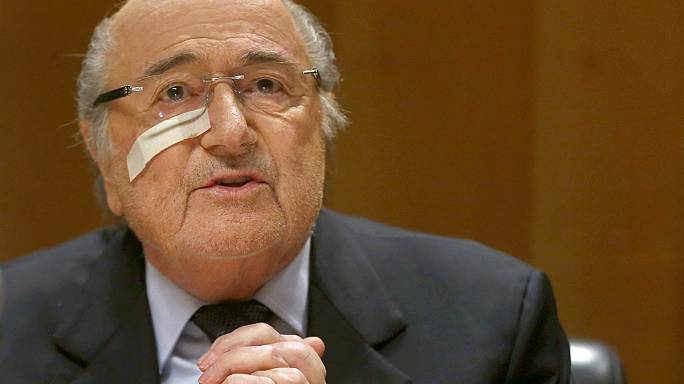 'We thought we were in the clear' and other interesting Sepp Blatter quotes