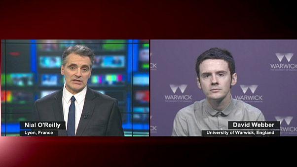 """Platini é """"o grande perdedor"""", diz o analista David Webber"""