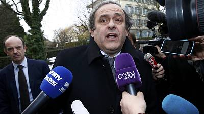 Platini slams FIFA, vows to fight in court