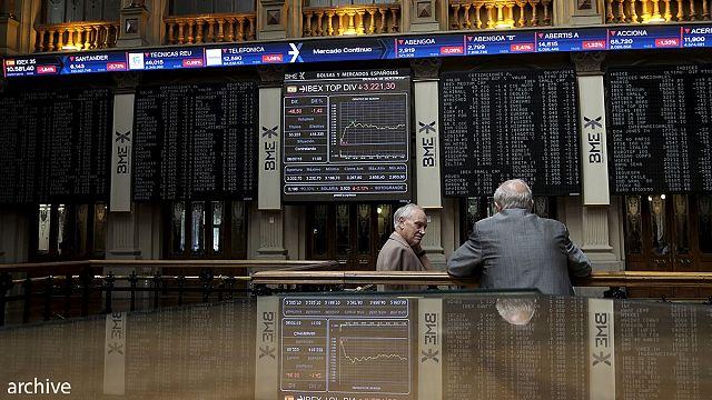 Результаты выборов в Испании привели к падению на Мадридской бирже
