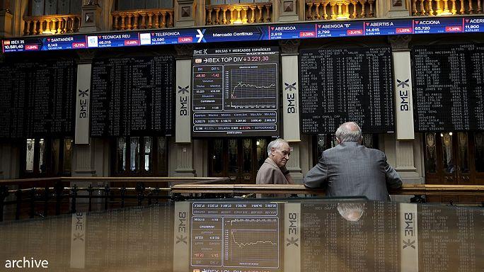 İspanya'da borsa seçim sonuçlarını sert karşıladı