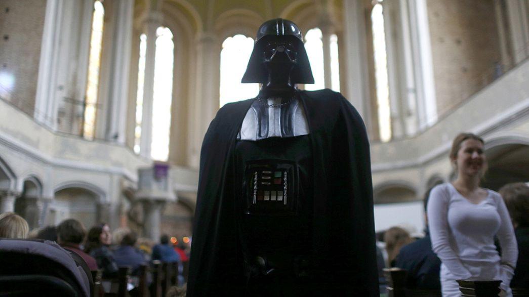 Star Wars: ¡que la fe os acompañe!