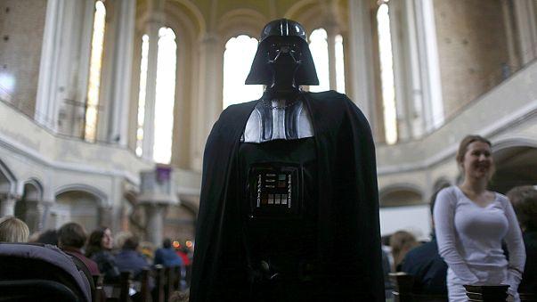 Celebrating Star Wars in a galaxy not so far away