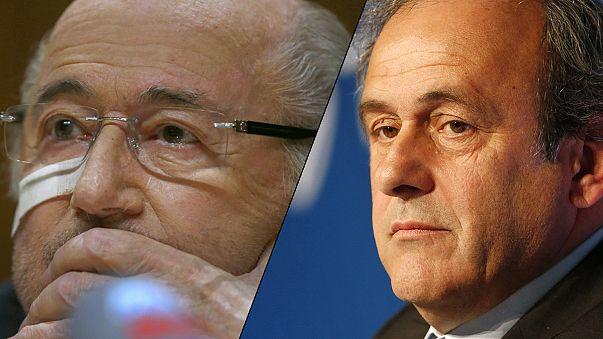 Calcio, scandalo FIFA: Blatter e Platini annunciano ricorso contro sospensione per otto anni