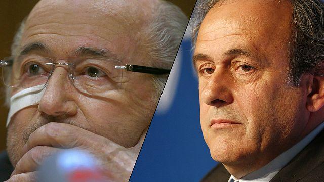 Platini és Blatter is ragaszkodik ártatlanságához