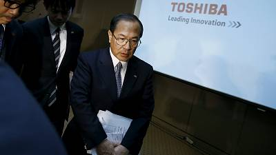 Toshiba to cut about 7000 jobs