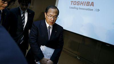 Japon : Toshiba dans la tourmente