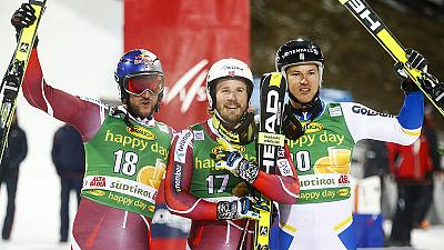 Skirennfahrer Schwaiger überrascht bei Parallel-Weltcup als Vierter