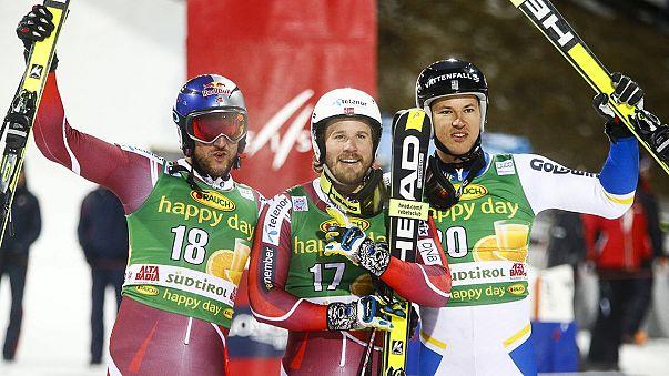 Doublé norvégien à Alta Badia