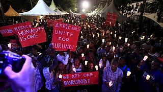 Belgier kehren aus Burundi zurück