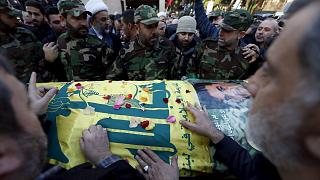 Samir Kantar du hezbollah tué par Raid israélien
