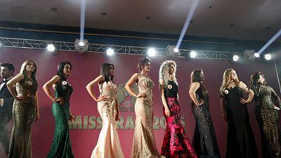 Premier concours de beauté en Irak depuis 44 ans