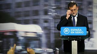 Rajoy claims mandate to start talks on forming new Spanish government