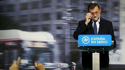 Rajoy busca alianzas para un Gobierno estable en un Parlamento fragmentado