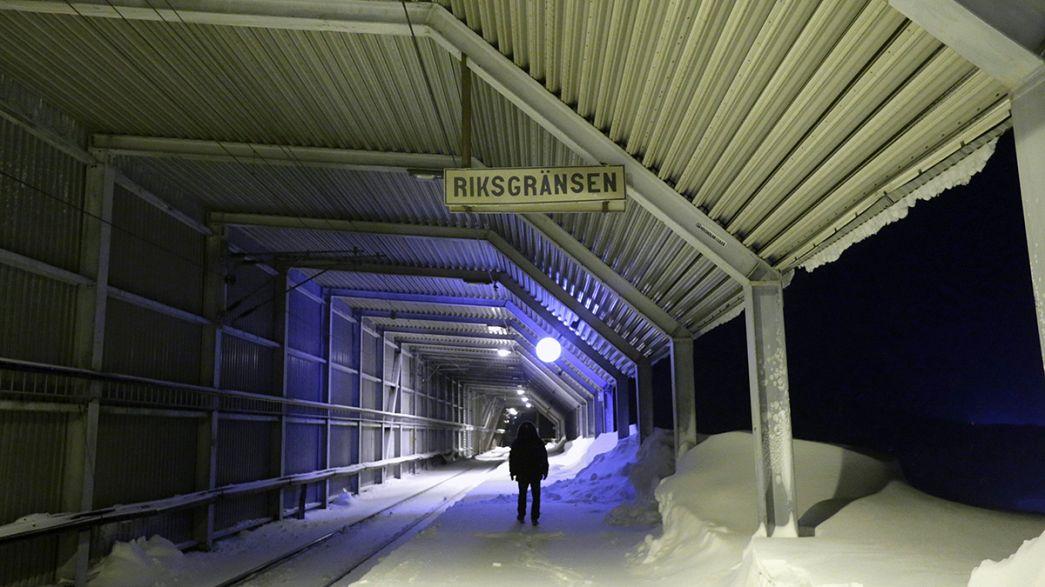 Swedish railway operator suspends services to Denmark over controversial ID checks
