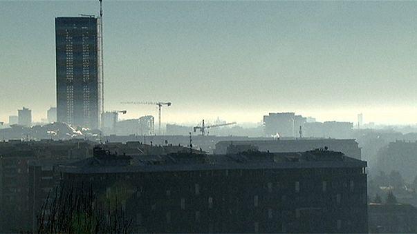 Италия: зима - время засухи