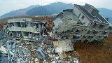Cina, disastro di Shenzhen: dal fango della frana il primo cadavere, 81 dispersi
