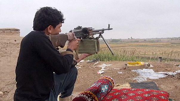 Taliban erobern wichtige Stadt in Afghanistan