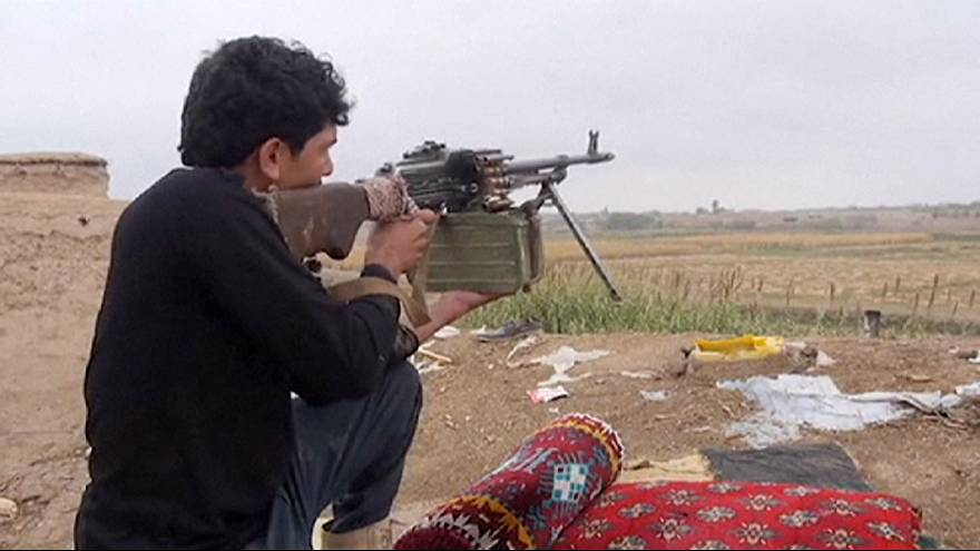Los talibanes avanzan en la provincia afgana de Helmand