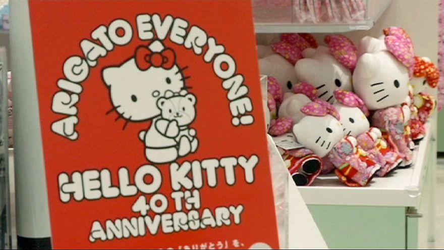 Datenleck bei Hello Kitty-Website