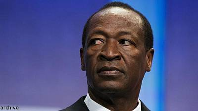 Burkina Faso: Arrest warrant for Compaore issued