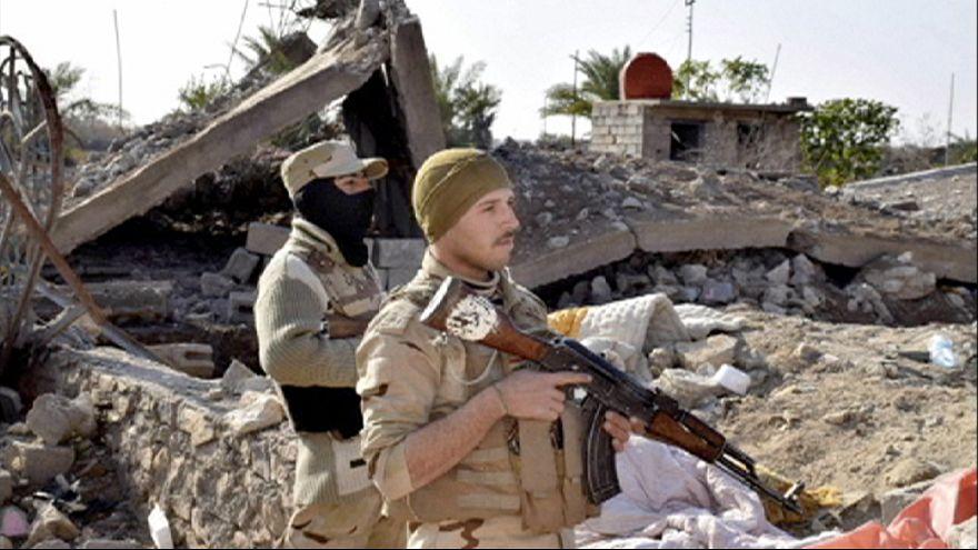 القوات العراقية تتقدم نحو الرمادي