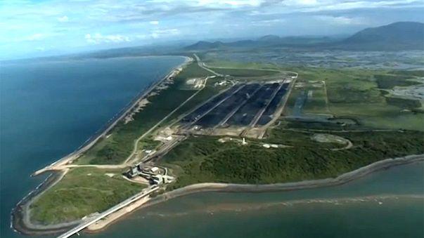 Australie : charbon et coraux en voisinage forcé