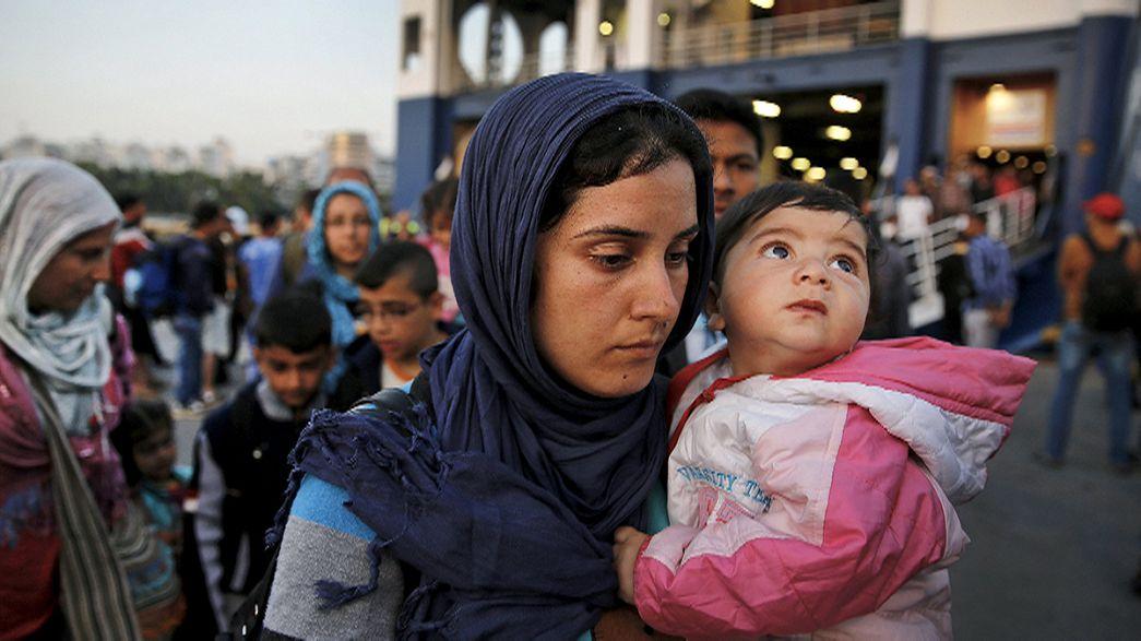 Refugiados e migrantes: a luta pela terra prometida