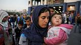 Folyamatosan érkeznek a menekültek Leszboszra
