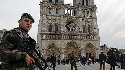 In Francia vigilanza antiterrorismo rinforzata per Natale