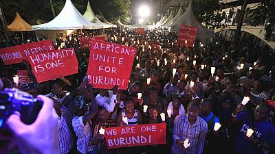 Burundi reiterates 'No' to AU Peacekeepers