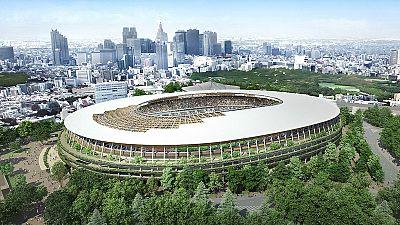 Japão escolhe novo projeto para estádio do Tóquio2020