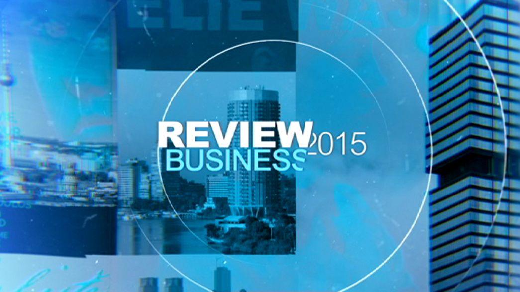 Küresel ekonomi 2015'le birlikte krizden de çıkıyor mu?