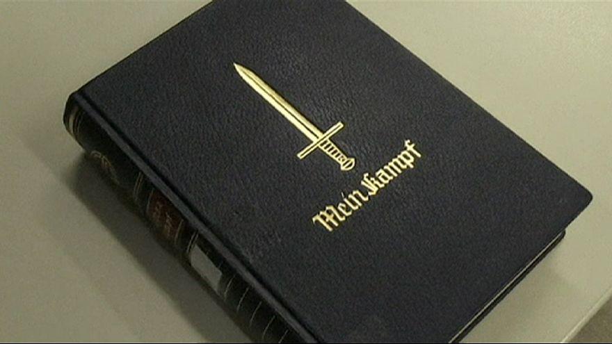 """Controversia en Alemania por la reedición del libro de Hitler, """"Mi lucha"""""""