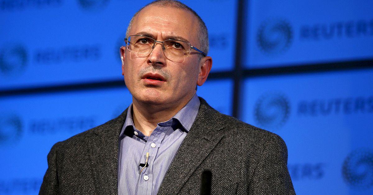 Полное видео М. Ходорковского на euronews 2016