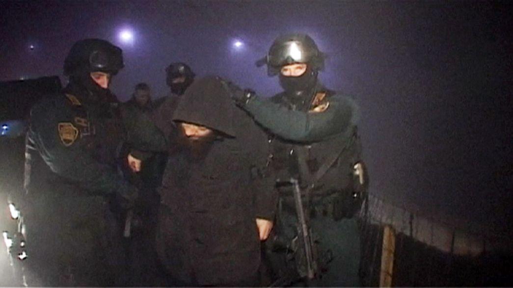 11 detenidos en Sarajevo por presunta vinculación con el terrorismo yihadista