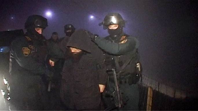 Dzsihadistákat fogtak Boszniában