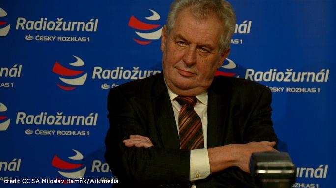 Greece recalls its Czech ambassador after Eurozone comments
