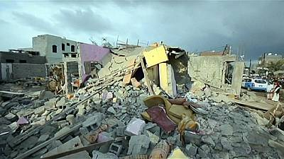 Saudi-led strikes in Yemen criticised by the UN for hitting civilian areas
