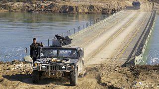 Irak ordusu Ramadi'ye girdi