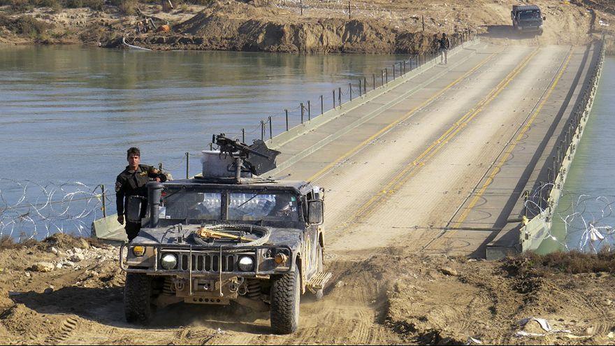 Армия Ирака вошла в центр Рамади
