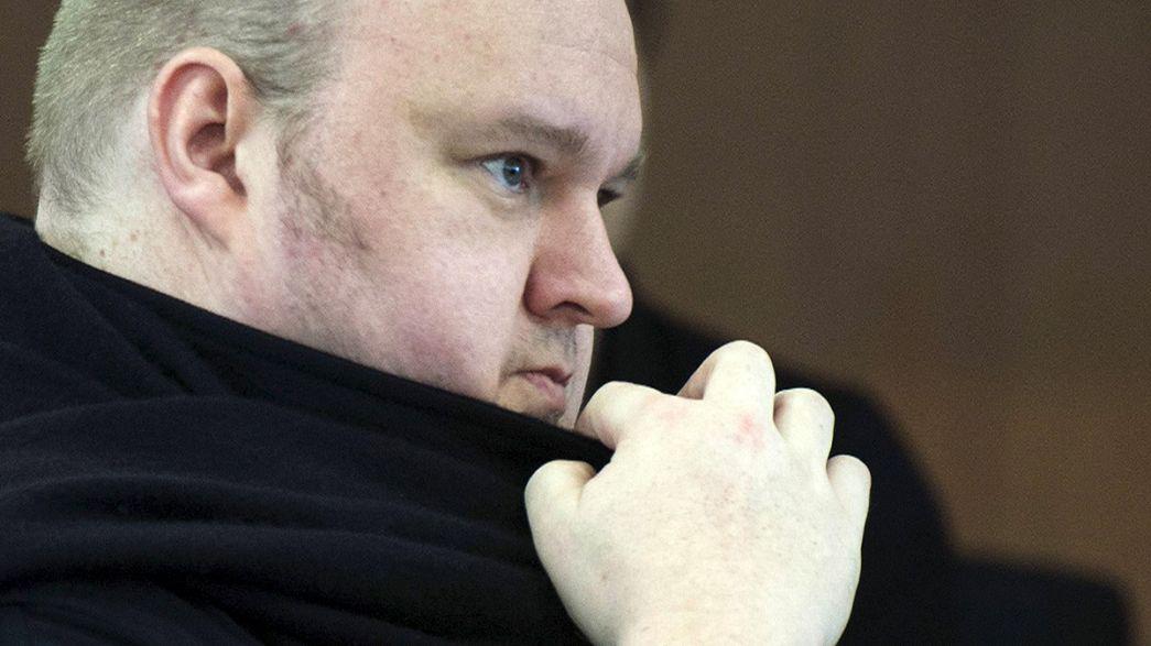 Nova Zelândia: Kim Dotcom pode ser extraditado para os EUA