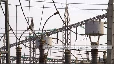 Uganda aiming to double its power generation in three years